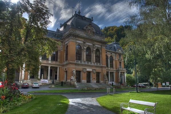 市立美术馆旅游图片