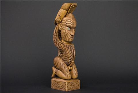毛利骨雕 Whakairo Rakau