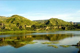 洽川风景区