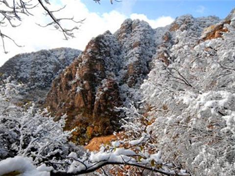九山顶自然风景区旅游景点图片