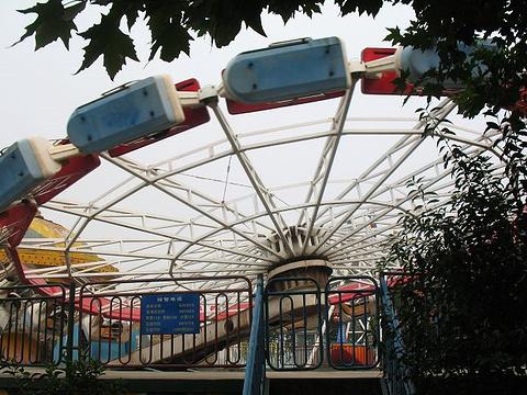 未央湖游乐园旅游景点图片