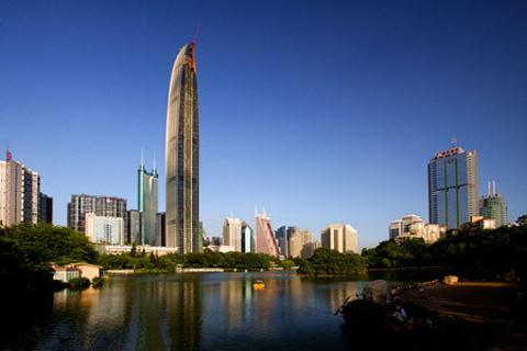京基100大厦