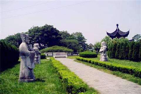 清王陵旅游景点攻略图