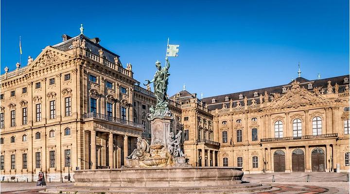 维尔茨堡官邸旅游图片