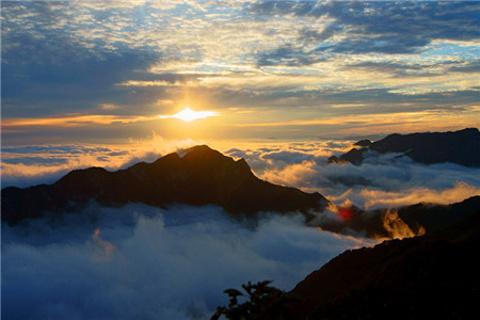 八仙山自然保护区的图片