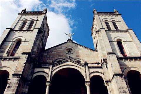 罗马天主教堂旅游景点图片