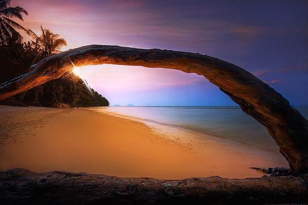 穆岛旅游图片
