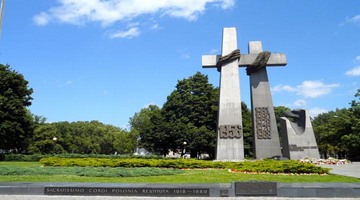波兹南事件纪念碑旅游图片