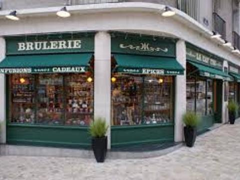 Boutique La Caf'The旅游景点图片