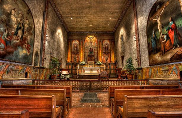 圣佩拉约修道院旅游图片