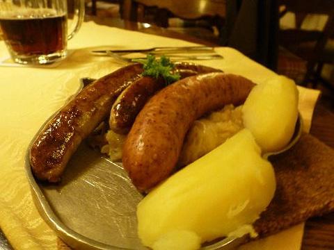 德国香肠(Wurst)