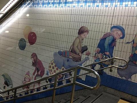 捷运南港站