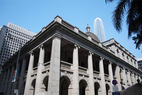 香港立法会大楼