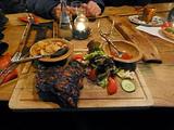 德国牛肉(Hamburger steak)