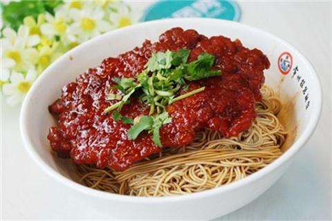 银丝面馆(武青北路店)