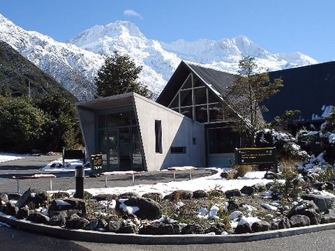 库克山国家公园游客中心旅游景点图片