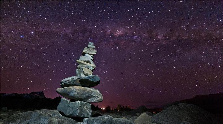 Earth and Sky观星团旅游图片
