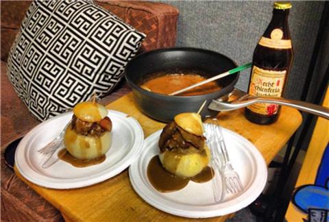 Bamberg Stuffed Onions
