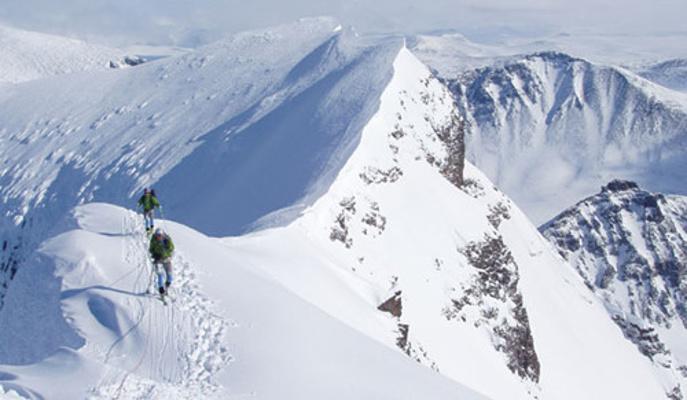 凯布讷山旅游图片