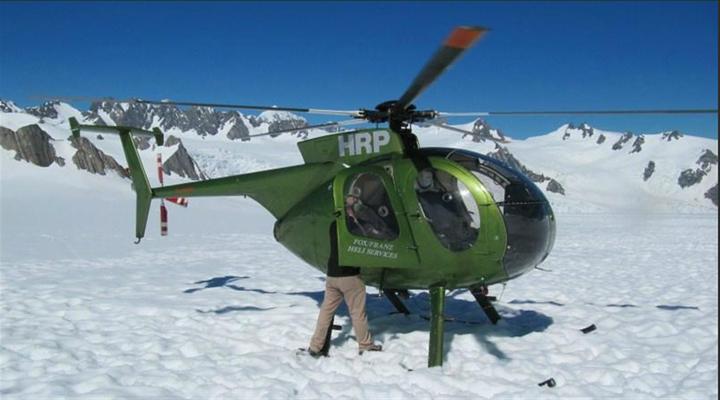 冰川飞行旅游图片