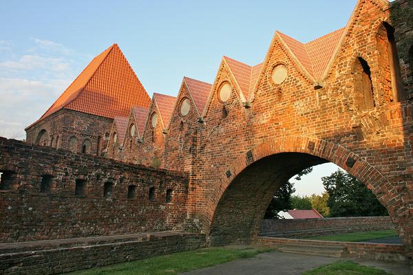 条顿城堡旅游图片
