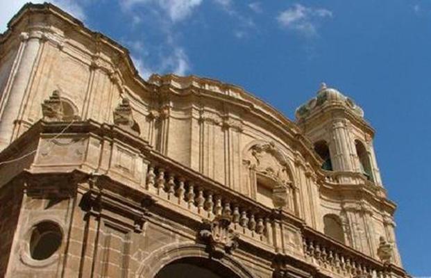 特拉帕尼圣拉伦佐教堂旅游图片