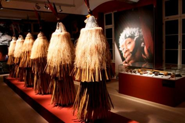 民族志博物馆旅游图片
