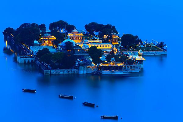 Jag Mandir湖之宫旅游图片