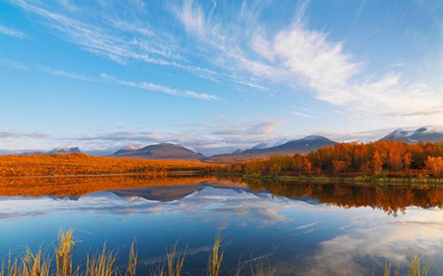 阿比斯库国家公园旅游图片