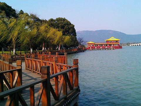 尚湖风景区旅游景点图片