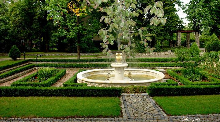 Wroclaw University Garden 旅游图片