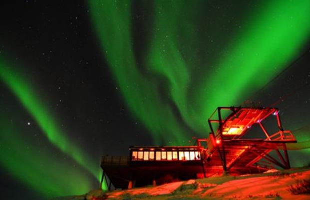北极光天空站旅游图片