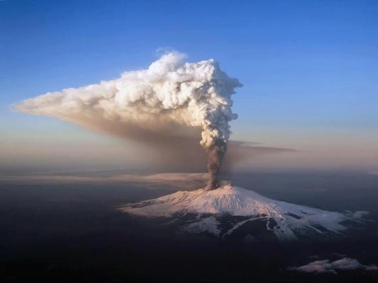埃特纳火山旅游图片