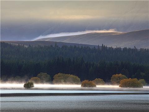 特卡波湖旅游图片