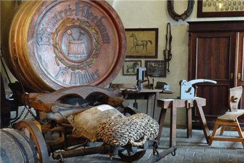 弗兰肯啤酒博物馆的图片