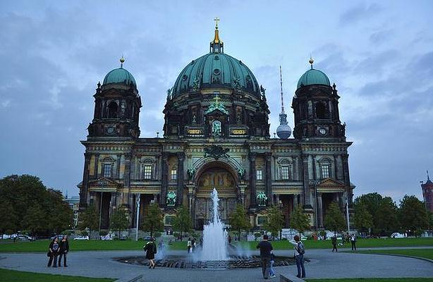 柏林大教堂旅游图片
