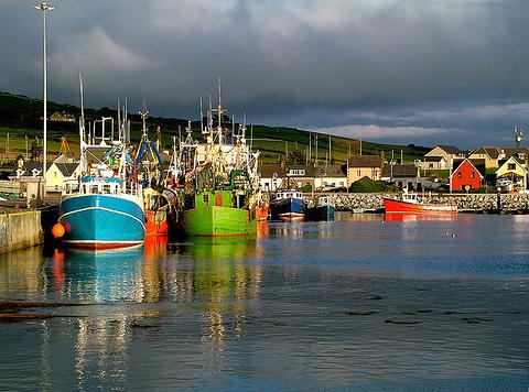 丁格尔半岛旅游景点图片