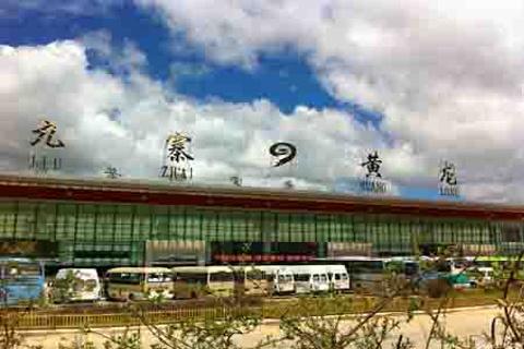 黄龙机场的图片