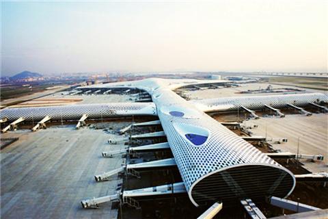 宝安国际机场的图片