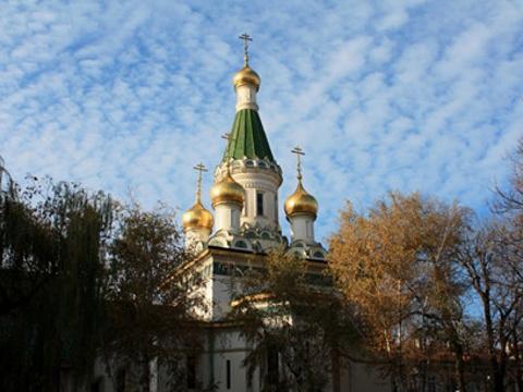 索菲娅俄罗斯教堂旅游景点图片