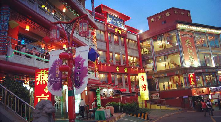 仁川中国城旅游图片