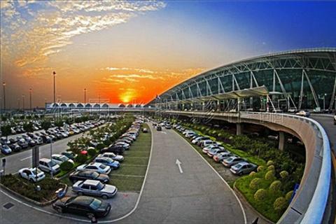 白云国际机场的图片