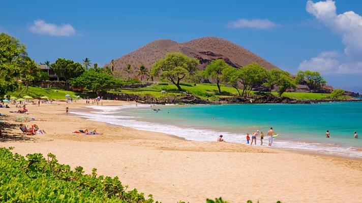 马鲁阿卡海滩旅游图片