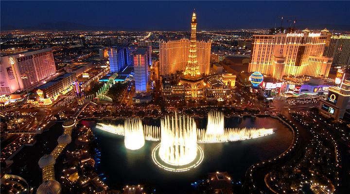 音乐喷泉水舞秀旅游图片