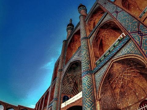阿米尔乔赫马克建筑群旅游景点图片