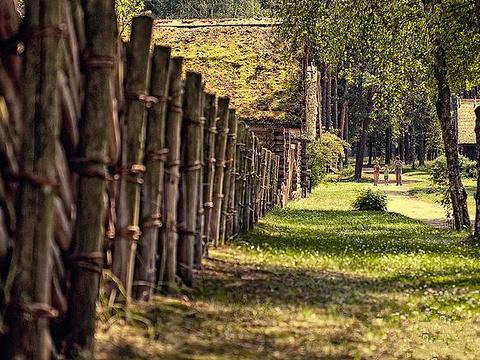 拉脱维亚民族史露天博物馆旅游景点图片