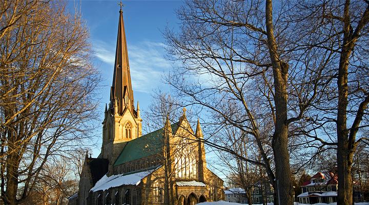 基督教教堂旅游图片