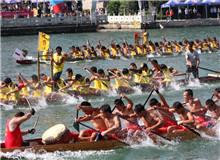中国柳州水上狂欢节