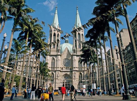圣保罗大教堂旅游图片