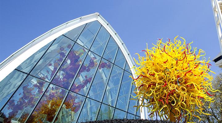 奇胡利玻璃艺术园旅游图片